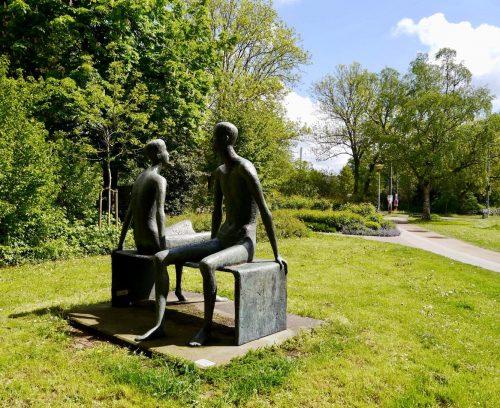 Statue Neustadt Bremen Netzwerktreffen